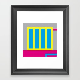 P.H. - Fabrik Framed Art Print