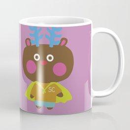"""""""Super Ciervo"""" Coffee Mug"""