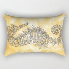 Mechanical Organism Rectangular Pillow