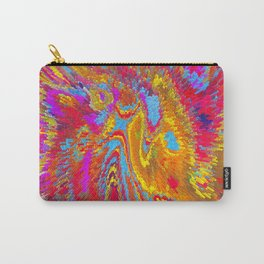 Trippy Skin Carry-All Pouch