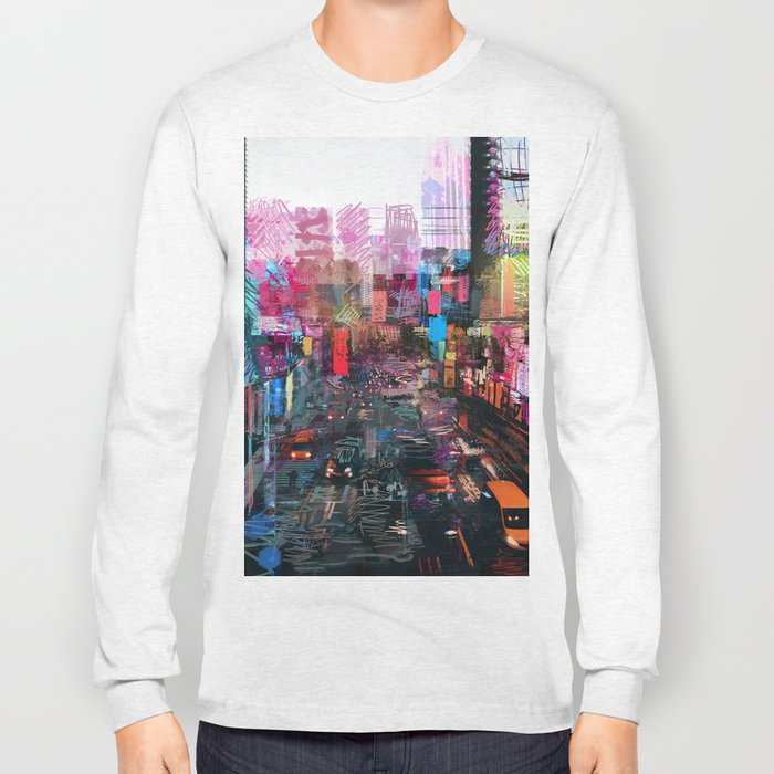 Sweet City Long Sleeve T-shirt