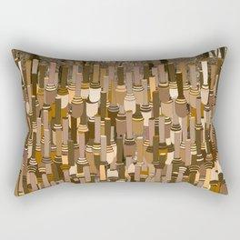 Fortified Community Rectangular Pillow