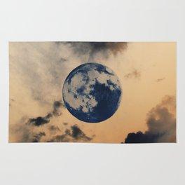 Moon Clouds Rug