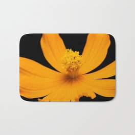 Orange  Bath Mat