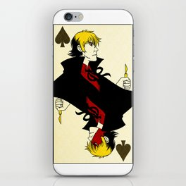 Jack of all Trades iPhone Skin