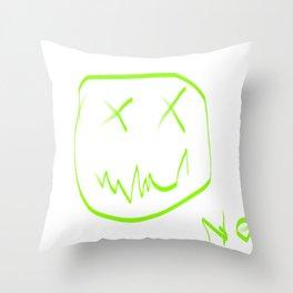 minimalism, nein, design simple, unic, big, art, graphic desing Throw Pillow