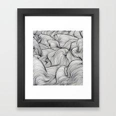 Scan 61 Framed Art Print