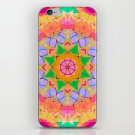 Energy Star Mandala iPhone Skin