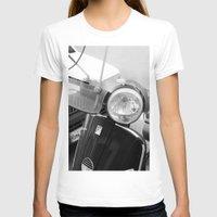 italian T-shirts featuring Italian Life by Khaled Ali