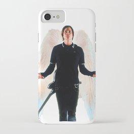 PKT (Painkiller Tom) - Blink 182/Angels and Airwaves: Tom Delonge iPhone Case