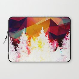 Forest made of color Laptop Sleeve