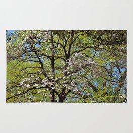 Flowering Dogwood Rug