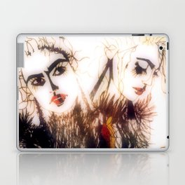 Felicity and Dena Laptop & iPad Skin