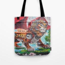 Detroit Chimera ( kī-ˈmir-ə ) Tote Bag