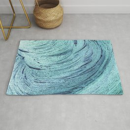 An insignificant maelstrom Rug