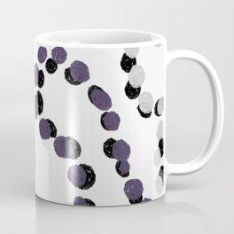 Purple Mardi Gras Beards Coffee Mug
