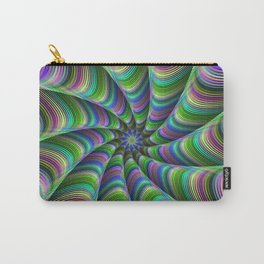 Striped tentacles Carry-All Pouch