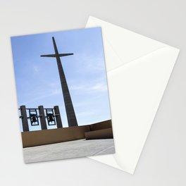 Padre Pio Pilgrimage Church Stationery Cards