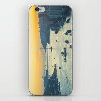 hong kong iPhone & iPod Skins featuring Hong Kong by Rothko