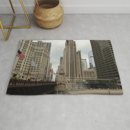 Chicago City View Rug