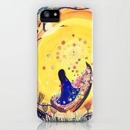 Fulfilled....   Yuko Nagamori iPhone Case