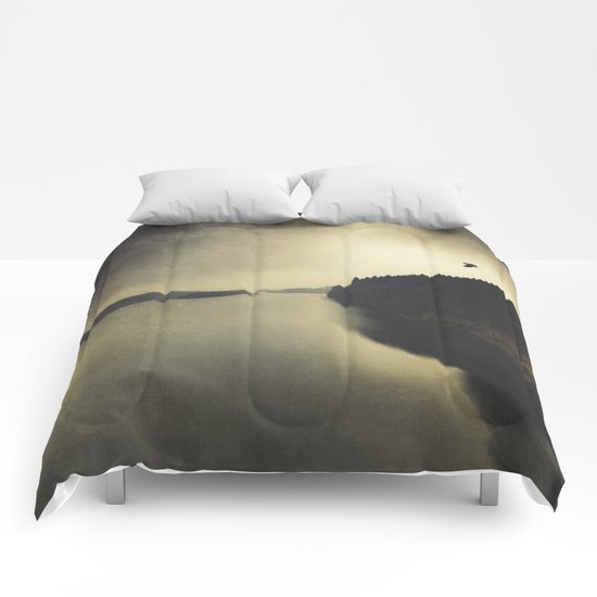 Quiet Lake Comforters