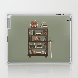 Zelda Shelf // Miyamoto Laptop & iPad Skin