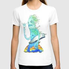 Giant riding T-shirt