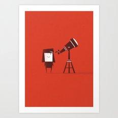 Science Art Print