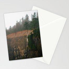 Windblown Waterfall // Oregon Stationery Cards