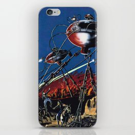 War of the Worlds 1 iPhone Skin