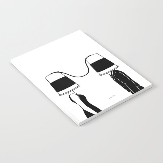Wake-up Call Notebook