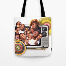 Cannon fodder | Collage Tote Bag