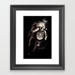 It's A Small World After All Framed Art Print