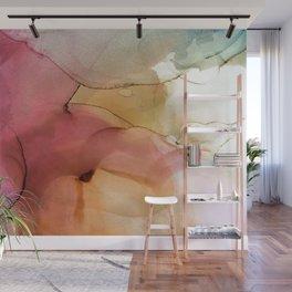 Summer Nectar Wall Mural