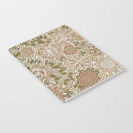The Golden Mat Notebook