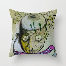 no problemo Throw Pillow
