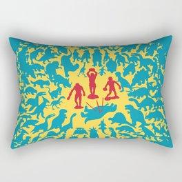 Hunted! Rectangular Pillow