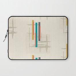 "Mid Century Modern ""Bar"" Laptop Sleeve"