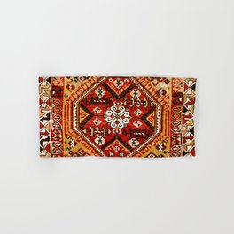 Qashqa'i  Fars Southwest Persian Bag Print Hand & Bath Towel