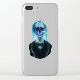 Lets Do The Mind Warp Again Clear iPhone Case