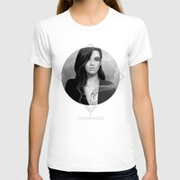 rihanna T-shirts featuring Rihanna by Nicolas Jamonneau