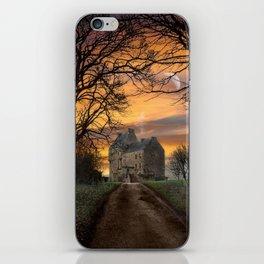 Lallybroch iPhone Skin