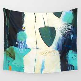"""Deep Sea Forest"" Original Artwork by Flora Bowley Wall Tapestry"