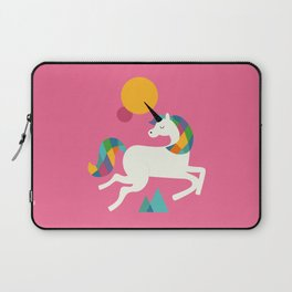 To be a unicorn Laptop Sleeve