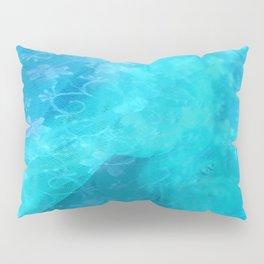 ghost in the swimming pool #003 Pillow Sham