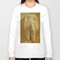 ellie goulding Long Sleeve T-shirts featuring Ellie by Dymond Speers