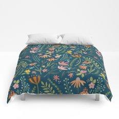 Wild Flower Comforters