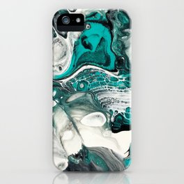 Greeny iPhone Case