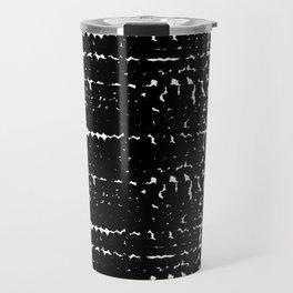 Black mood Travel Mug